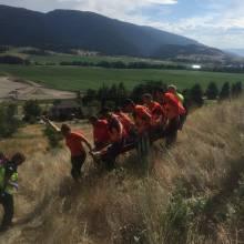 Buchanan Road Rescue